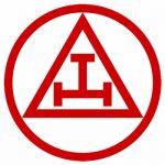 The Triple Tau. (Grand Emblem of Royal Arch Masonry)